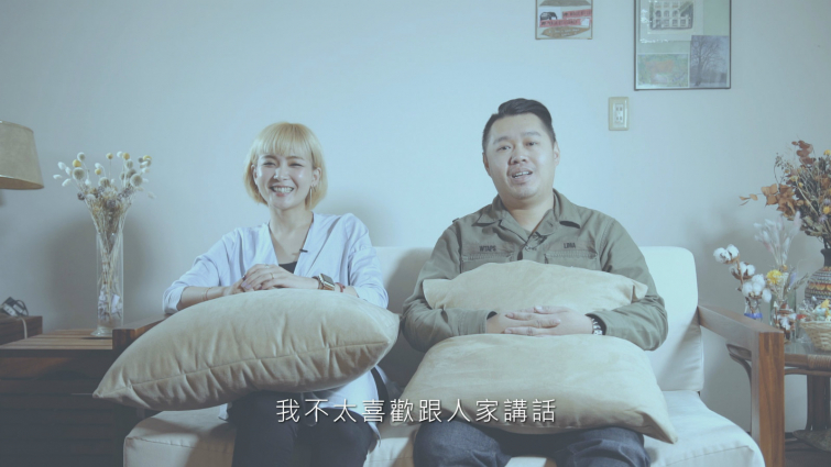 影片截圖:Phat + Molly Love Story
